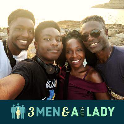 The Annafi's are a London-based family of three men and a little lady, who have created this podcast as a way to discover their city, reflect on life's highlights and to hold themselves accountable as they set weekly challenges.