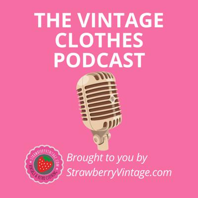 Everything you ever wanted to know about vintage clothing from Courtney and Andy of Strawberry Vintage.