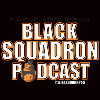 Welcome to the Black Squadron Podcast!   Join BP, David, Kam and Slade as we discuss all things Star Wars!   We cover Star Wars movies, Series, Ewoks, Disney+ Series, Star Wars Cosplay and Star Wars Collecting! Join us as we geek out in a galaxy Far, Far, Away!   And, we will have exclusive one on one conversations with Star Wars film and series alumni along with fellow fans and creators.   Subscribe to join the Squadron!