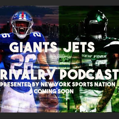 Jets Giants Rivalry Podcast