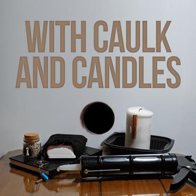 With Caulk and Candles is a supernatural dramedy about Garrett Lochlan after he receives a fake spell book as a gag gift. He soon finds out that any spell he tries (whether it be from the fake book, silly websites, or even from tv shows) work for him even when they shouldn't. This catches the attention of the local coven and they start the process of seeing what strange powers are at play.  Follow us on twitter @CaulkandCandles Merch: https://www.teepublic.com/user/caulkandcandles Support this podcast: https://anchor.fm/caulkandcandles/support