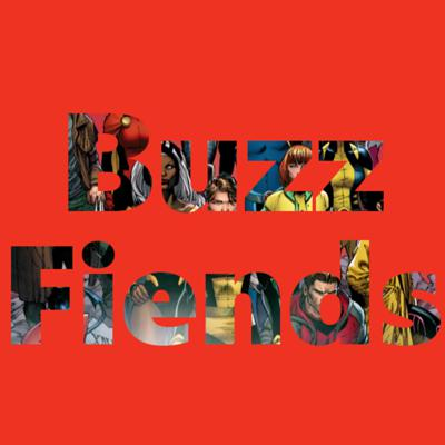 Cover art for Buzz Fiends 001 - Which Member Of The X-Men Are You?