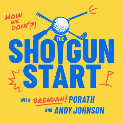 The Shotgun Start with Andy Johnson of The Fried Egg and Brendan Porath of SB Nation is a podcast waiting for you early in the morning that quickly blasts through a variety of topics (usually) related to golf and (ideally) relevant to the day. It covers news from the pro tours around the world, amusing and important topics from the amateur game the rest of us play, and some irreverent stuff in between. There will be short interviews, previews, reviews, and dives into the archives. It provides what you need to know on golf through a rapid and fun catch-up discussion.