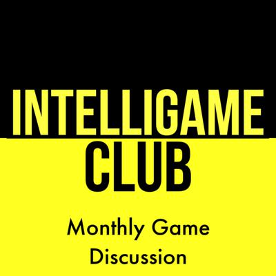 A monthly game discussion club run by Intelligame.Us. Play along with us each month, and listen for developer interviews and roundtable discussions. Check for new episodes every second and fourth Friday.