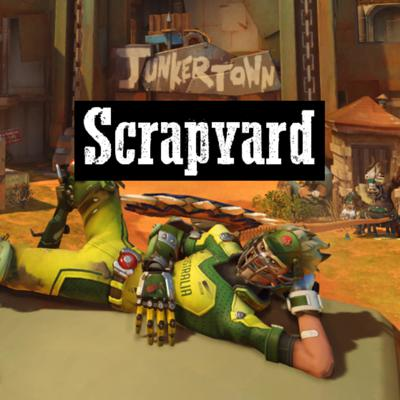 Cover art for Scrapyard - Pharah vs Zen