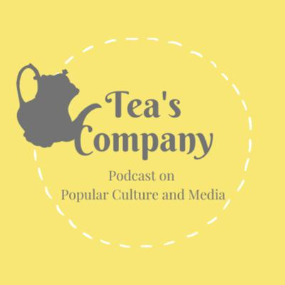 Three friends. One podcast. Discussing the tea in pop culture