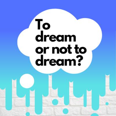 Join me in a funny, biweekly discussion about weird dreams we all get when we sleep.