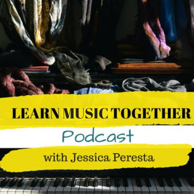 On the Learn Music Together podcast, you'll get helpful strategies and ideas for you to help your child thrive in learning music.  Hi, I'm Jessica. I'm passionate about bringing music education to kids, whether in a classroom or home setting. This podcast will include tips for learning music at home or online in a variety of different ways.