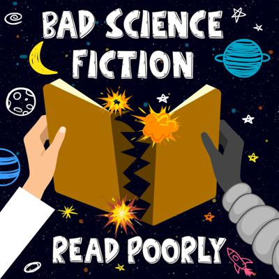 Join us for science fiction stories, based on randomly generated prompts, written in a four-hour deadline, and read at first glance. We don't promise much, other than you will hear some Bad Science Fiction Read Poorly! Support this podcast: https://anchor.fm/bsfrp/support