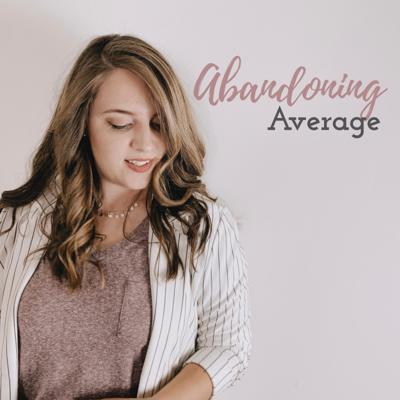 Welcome to Abandoning Average--the place for the aspiring, Christian woman to seek God and His plans for her business first while serving others in faith despite fear.
