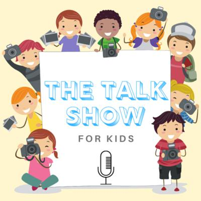 The talk show for kids