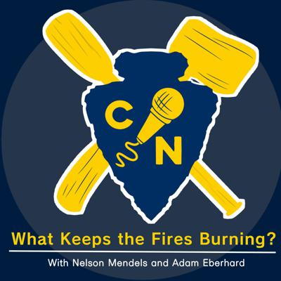 Nelson Mendels and Adam Eberhard, both current campers at Camp Nebagamon, discuss the great experiences that come out of 54849. They interview current campers, staff, and alumni, in pursuit to bring together the Camp Nebagamon family. This podcast is dedicated to the experiences, memories, and lessons learned at Camp Nebagamon. Keep the fires burning.