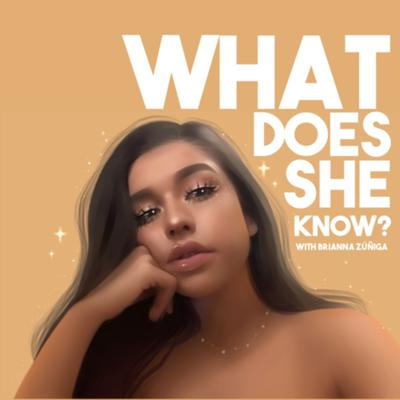 What Does She Know?