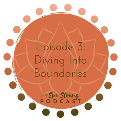 Cover art for Episode 3 - Diving into Boundaries