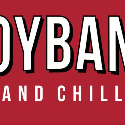 Cover art for Boyband and Chill ep1 Chris