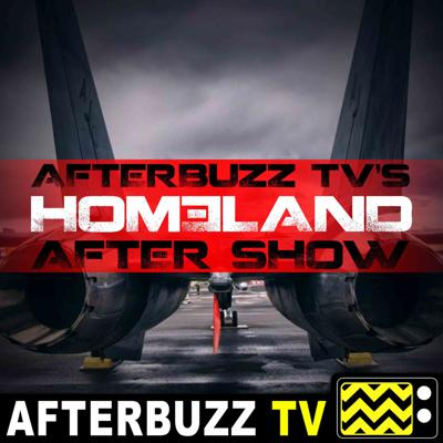 Cover art for Homeland S:7 | Like Bad at Things; Active Measures E:4 & E:5 | AfterBuzz TV AfterShow