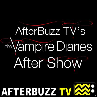 Cover art for The Vampire Diaries S:8 | What Are You?! E:12 | AfterBuzz TV AfterShow