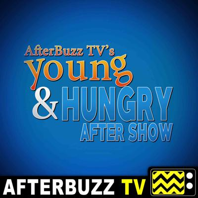 Cover art for Young And Hungry S:5   Diana Snyder Guests on Young & Hold E:9   AfterBuzz TV AfterShow