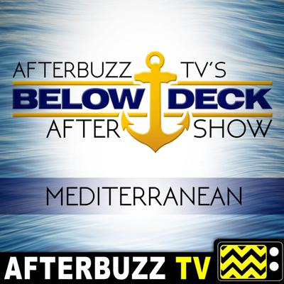Cover art for Below Deck Mediterranean S:3 | Stew Coup E:14 | AfterBuzz TV AfterShow
