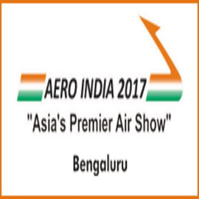 LIVE from Aero India 2017: Unmanned Aerial Vehicle (UAV) industry in India with David Willems of UMS Skeldar