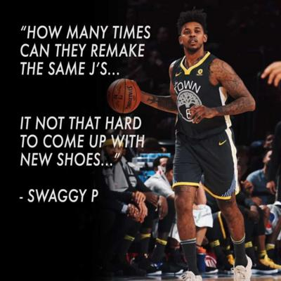 Cover art for Is Swaggy P Right About Jordan?