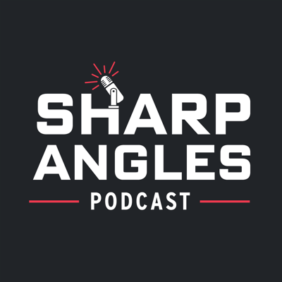 Cover art for Sharp Angles Podcast Ep1: October 25th