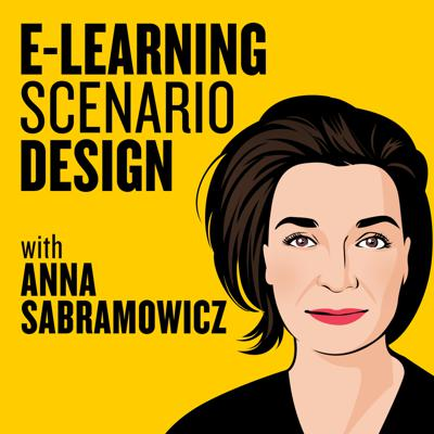 Storytelling and scenarios are my passion. I share practical strategies on how to design your own engagement rich interactive experiences, work with subject matter experts, apply psychology to optimize learning, give raw feedback and spunky advice, all this to help make your efforts at designing learning that makes a difference a reality. I'm Anna Sabramowicz and this is the Elearning Scenario Design Podcast!