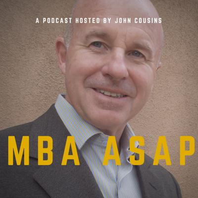 Just like the title says: this podcast is dedicated to imparting business knowledge and skillsets, the stuff you would learn in an MBA program, clearly and quickly; ASAP. Its about teaching tools for wealth creation. Learn skillsets that will make you more valuable at your job, ...or let you quit and start your own business.   Also check out my books on these subjects. They are complimentary material to the podcast. They are available as eBooks, paperbacks and audiobooks. Check out the website www.mba-asap.com for more details and lots more content. Support this podcast: https://anchor.fm/mba-asap-podcast/support