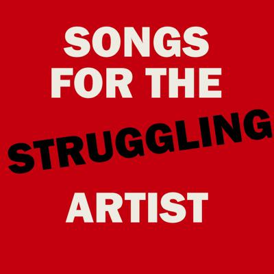 I blogcast about Artist stuff. And Arts Related stuff. Also feminism.  *In each episode, I read a post from my Songs for the Struggling Artist blog and play a song at the end.