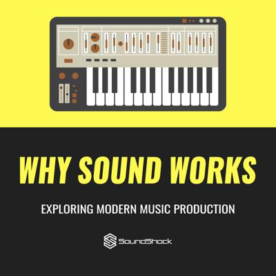 Why Sound Works is dedicated to YOU, the music producer. Each episode, the founder of SoundShock, Daniel, chats with music producers from all over the world about the technical details of how they create their music starting from the first midi note all the way to the mastering stage. As well as having a chat about their career, touring, and the current state of the music industry. So sit back, relax, open up your DAW and get ready to learn from the pros!