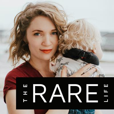 Curated by a fellow special needs mom in the trenches, The Rare Life features Madeline's own experiences and take-aways as she parents her son Kimball who was born with several major birth defects due to his extremely rare genetic disorder, as well as conversations with other parents who share their own advice and stories of loving a child with medical complexities. Their authentic conversations don't shy away from the strong and mixed emotions that often accompany special needs parenting.  Guests will also include a variety of professionals, offering practical advice and solutions on anything from processing grief and trauma to ways to encourage language in a child with hearing and/or vision loss.