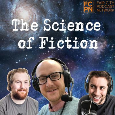 Join Duncan, Stu and Stobbie as they look at the real life science behind your favourite sci-fi moments