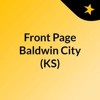 Front Page Baldwin City (KS)