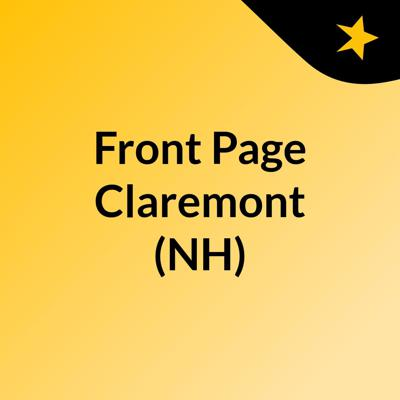 Front Page Claremont (NH)