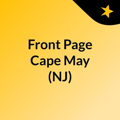 Front Page Cape May (NJ)