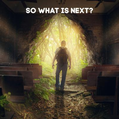 Cover art for So What Is Next