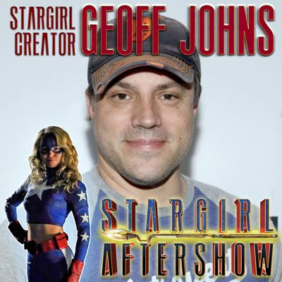 Cover art for Season 0 - Episode 5: Geoff Johns