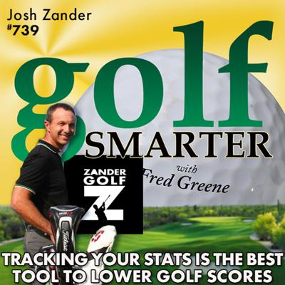 Cover art for Tracking Your Stats is the Best Tool to Lower Your Golf Scores with Josh Zander