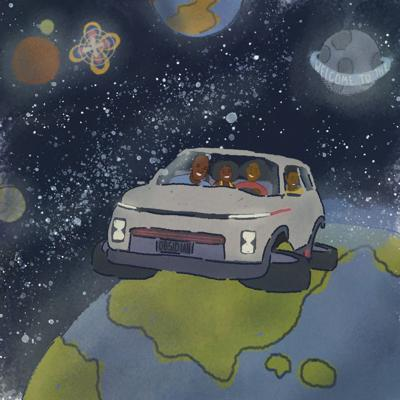 Cover art for 60 Minutes Through Space