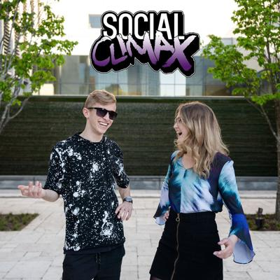 A social show for the antisocial world. Social Climax is an exciting take on the lives of Sarah G & CHOFF. Covering the gut-wrenching details of social encounters, dating, festivals, and beyond... Social Climax seeks to explore & expose the wild side of the world. Listener discretion is advised.