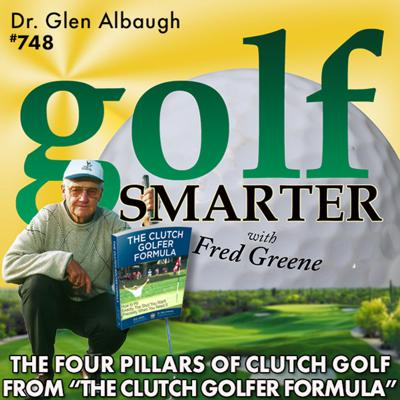Cover art for The Four Pillars of Clutch Golf from
