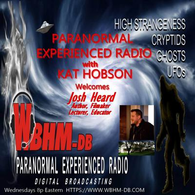 Paranormal Experienced with Kat Hobson