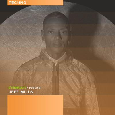 Cover art for Jeff Mills