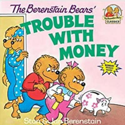 Brother and Sister Bear teach us how they learned about money.
