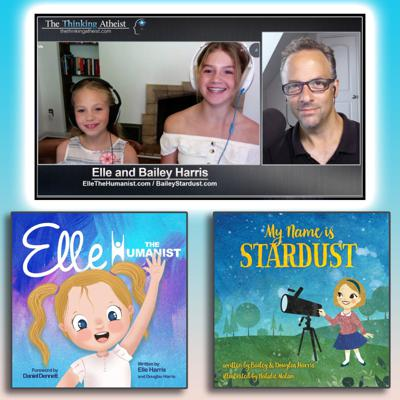 Cover art for Young Humanists: with Elle and Bailey Harris