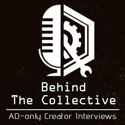 Cover art for Behind the Collective