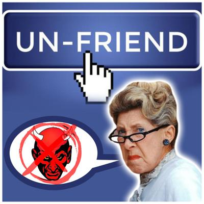Cover art for My Mom Unfriended Me on Facebook