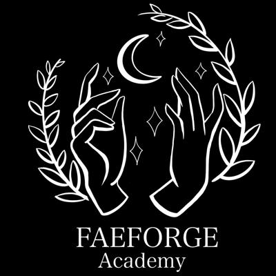 The Faeforge Academy is a 5th edition, Dungeons & Dragons actual play podcast featuring the Witch+Craft supplement for crafting by Astrolago press. To stay up to date with everything happening at the academy be sure to follow us on twitter @FaeforgeAcademy.Dungeon Master – Stephen Garcia – @the_baddmBeskey Nevering – Michael Sinclair II – @michaelcritsAriadne Zuvan – Adelaide Gardner – @ohadelaideKhoz Forgeheart – Ian Gould – @gameofscienceAshryn Emberwhisper – Ky – @stonefly_kySepia Goldenmorrow – Emily Smith – @emilyjeasmith If you enjoy the show and want to see us making more content please consider joining our patreon: patreon.com/faeforgeacademyTheme Music by Dave Cole of the Four Orbs Podcast. For additional music search dcolemusic on YouTube.Character art by @gwendybee.
