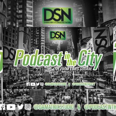 Podcast In The City
