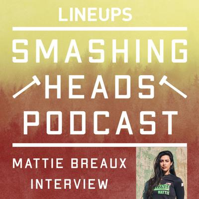 Cover art for Mattie Breaux Interview (Total Madness)